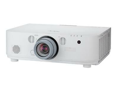 !!LIMITED TIME OFFER!! NEC PA522U Projector 5200 Lumens WUXGA 4K Resolution LCD