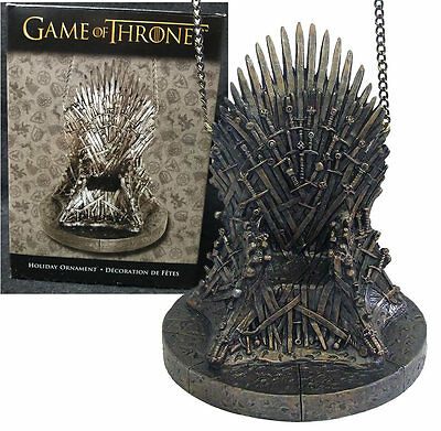 Game of Thrones Resin Iron Throne Ornament Small Statue