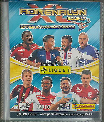 Panini Adrenalyn Xl Ligue 1 2016/2017 Complet