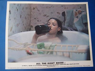 Lobby Card - All The Right Noises