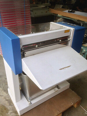Due To Insolvency A Bowie 365N Continuous Stationery Guillotine
