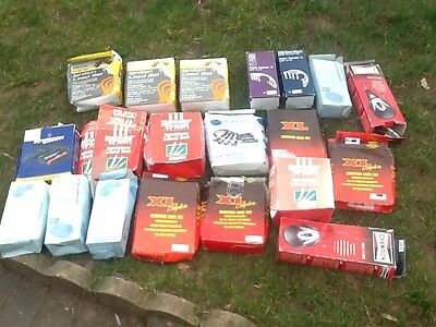 Job lot of 20 Assorted Car Ignition leads