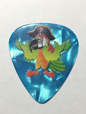 Jimmy Buffett 2016 I Don't Know 2016 Tour Guitar Pick Music Concerts Bands