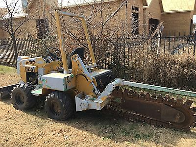 Vermeer Trencher Ditcher - Ditch Witch V-3550-A