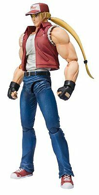 BANDAI D-Arts Terry Bogard Fatal Fury The King of Fighters Action Figure Japan