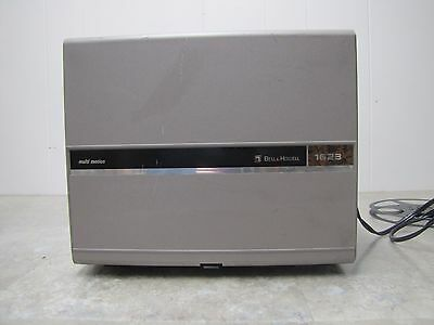 BELL & HOWELL 1623 8mm & SUPER 8 FILM PROJECTOR SEMI WORKING FOR REPAIR/PARTS