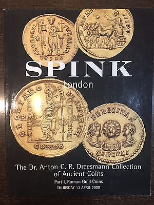 SPINK The Dr Anton C. R. Dreesmann Collection of Ancient Coins (Roman) Catalogue