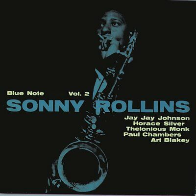Sonny Rollins - Volume 2++2 LPs 180g 45rpm+Analogue Productions+NEU+OVP