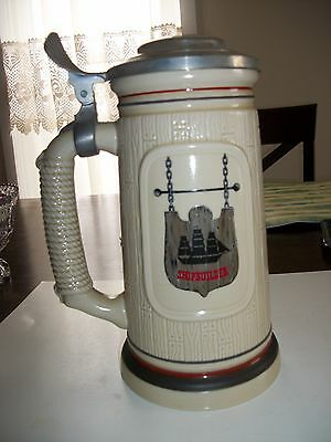 Vintage 1986 Avon Stein The Shipbuilder Made in Brazil