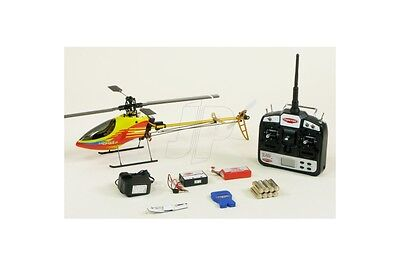 TWISTER 2.4G CP GOLD (RTF) 6ch radio controlled Helicopter