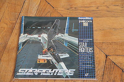 Star Fighters 1984 Laserdisc Game PALCOM LD MSX Pioneer Microsoft SS0980002