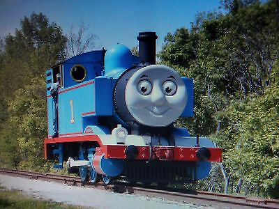Thomas The Tank Steam Engine On The Cuyahoga Valley Line Rr, Real Steam Eng, Dvd