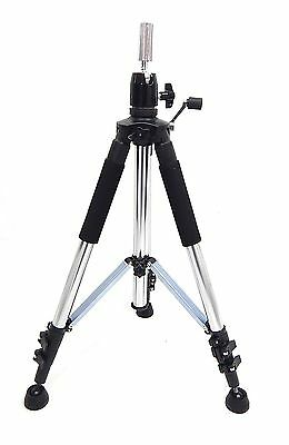 Heavy Duty Mannequin Tripod Cosmetology Training Head Manikin Head Stand