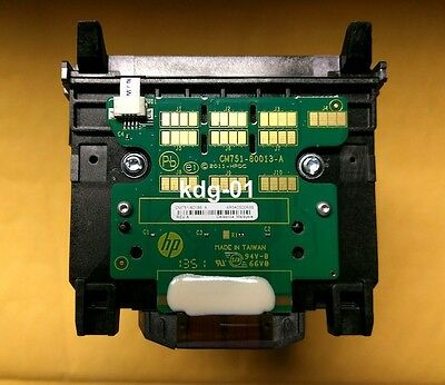 HP Print Head CM751, 1 piece, New, for OfficeJet Printer 8100 8600, 950/951 ink