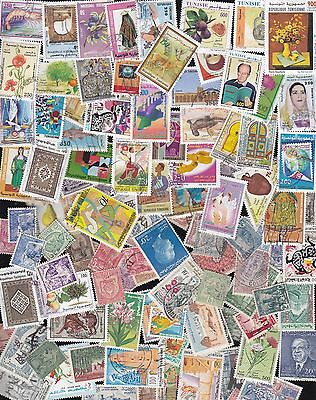 TUNISIA 105 different lot (with recent up to 2012)