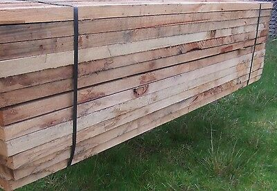 Hardwood, building, garden, landscape timber, 75mm x 50mm x 2.4m $1.70 lm