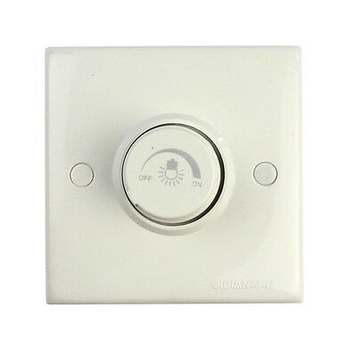 LED Dimmer Switch LED Dimmer Rotating Driver 300W 220V For Dimmable Spotlight