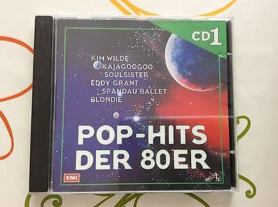 pop hits der 80er sammlung 4 cds eur 4 55 picclick de. Black Bedroom Furniture Sets. Home Design Ideas