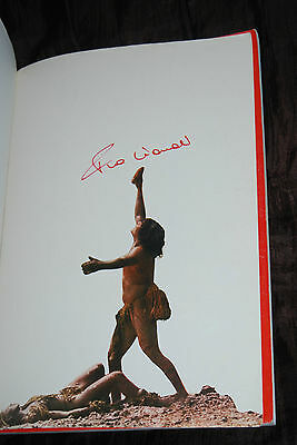 Cannibal Holocaust Signed Book - OOP FAB Press - Francesca Ciardi Autograph
