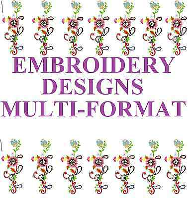 Embroidery Machine Designs On Cd J28Em