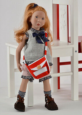 Zwergnase Junior Doll Miranda From 2016 Collection NEW