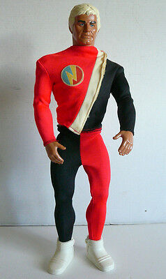 MATTEL 1/6 action figure - L'aventurier PULSAR .The ULTIMATE MAN of adventure !