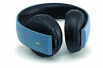 Official Sony Gold Wireless Headset 7.1  - Uncharted (PS4)