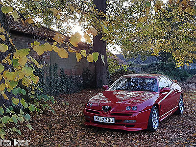 2002 ALFA ROMEO GTV CUP 3.0 V6 Number 27, Limited Edition, 0 Previous Owners!