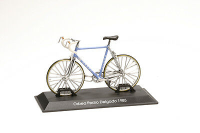 Collection Bicycle 1:15 scale - Orbea Pedro Delgado  Metal Model - BIC001