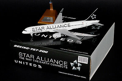 United Airlines 757-200 N14120 Star Alliance JC Wings 1:200 Diecast XX2798