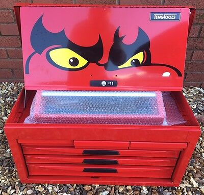 Genuine Teng Tools 6 Drawer 8 Series Top Box Tool Chest TC806NF Garage Mechanic