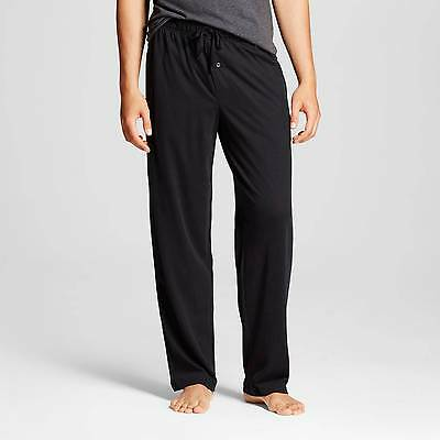 Men's Jersey Knit Sleep Pants  Black - Merona™