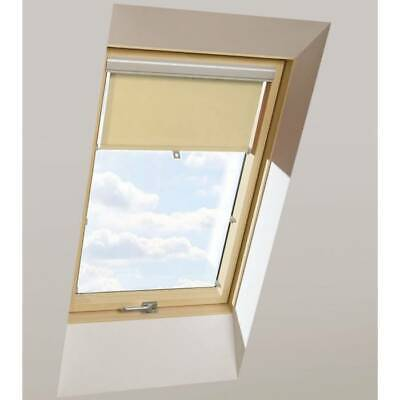 PURE 55x78cm Centre Pivot White Painted Roof Window +Flashing Rooflight Skylight