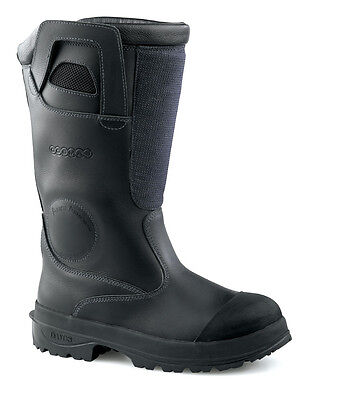 Cosmas Titan Structural Firefighting Boot Size12
