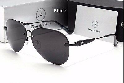 Mercedes-Benz  743 sunglasses  for men Comes the with logo and  Packages