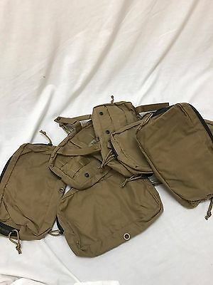 Factory Seconds Eagle Industries USMC ILBE Assault Utility 935 Pouch Coyote CIF