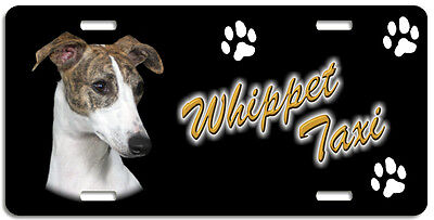 Whippet 2 Taxi Line License Plate (( LOW CLEARANCE PRICE ))