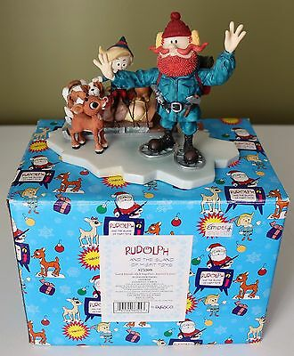"""EUC Rudolph Island Of Misfit Toys """"Good Friends Stick Together Forever 'N Ever"""""""