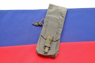 Russian military/hunting tactical Saiga Vepr 12 gauge double pouch molle