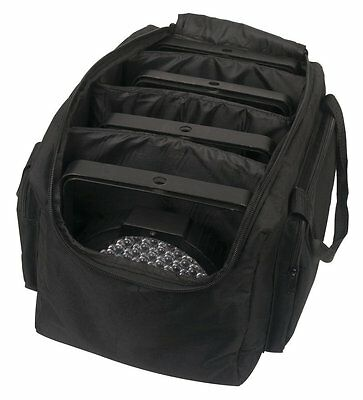 ADJ Products F4 PAR BAG Designed to Hold 4 LED Slim/Flat PAR