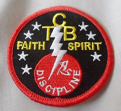 Elvis Presley Taking Care of Business embroidered patch.TCB, Gracelands