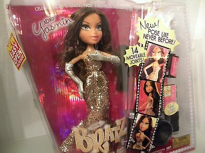 Bratz Doll Yasmin Celebrating Her First Theatrical Motion Picture New
