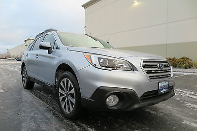 2016 Subaru Outback 3.6R Limited. EyeSight, Navigation, Sunroof! 2016 Subaru Outback 3.6R Limited. EyeSight, Navigation, Sunroof, Winter Package!