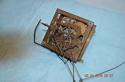 Vintage G.K Cuckoo Clock Movement for parts or project