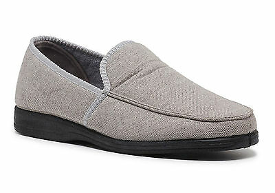 New Grosby Mitchell Mens Comfortable Slippers