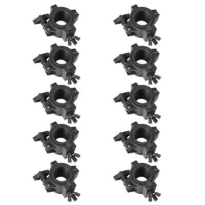 AU Lot of 16 aluminum alloy material stage light hook clamp Stage Light Clamp DJ