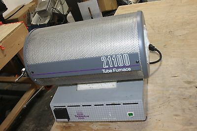 Barnstead Thermolyne 21100 Tube Furnace Tested and Working DIGITAL CONTROL