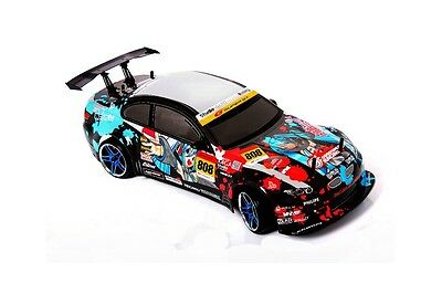 Himoto 1:10 Scale Brushless radio controlled Drift Car BMW M3 (4123BL)