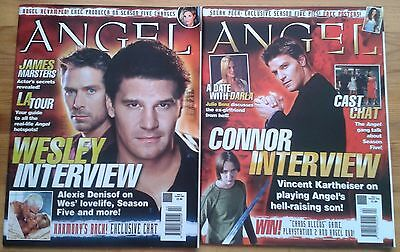 Individual Angel the Official Magazine issues, Buffy the Vampire Slayer