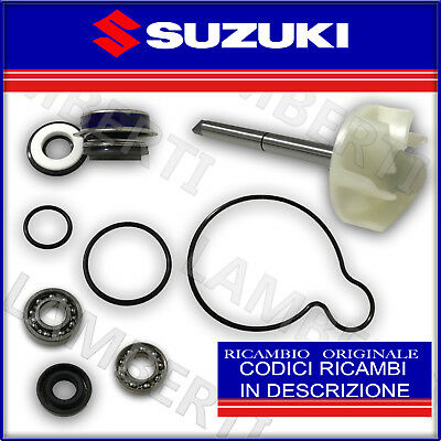 kit revisione pompa acqua originale SUZUKI AN BURGMAN 650 2003 2004 2005 2006